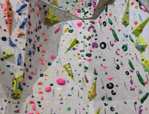Januar – Neue Routen + Boulder